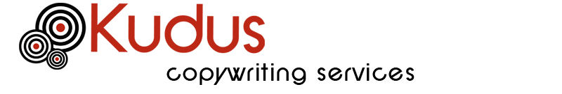 Banner: Kudus Copywriting Services
